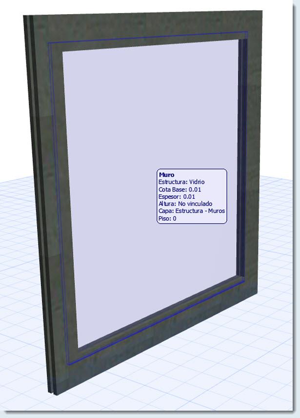....hacer un marco de ventana con un perfil propio, usando la herramienta Forma? 16030819