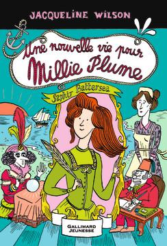 Les malheurs de Millie Plume - la saga Produc11