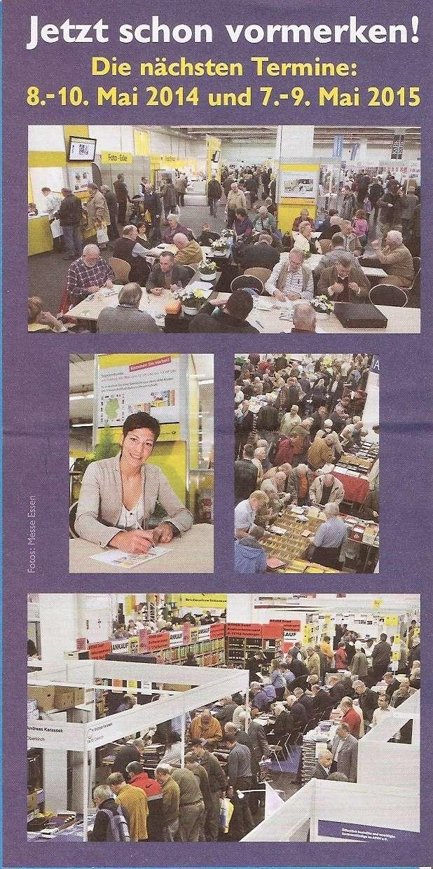 Int. Briefmarkenmesse Essen 2.-4. Mai 2013 Bild0011