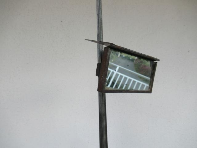 miroir de tranchée ou accessoire d'hygiène Img_0934