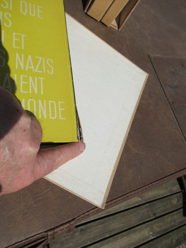 ecrin de 3 livres ww2 edition de 44/45/46 Photos roger Schall - PHILPENS - JUIN 1 a cloturer Trouva44