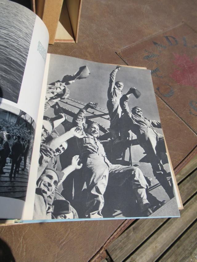 ecrin de 3 livres ww2 edition de 44/45/46 Photos roger Schall - PHILPENS - JUIN 1 a cloturer Trouva46