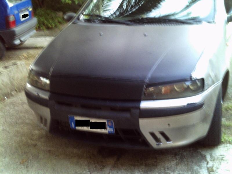 nuovo arrivo...Fiat Punto Mk2 ELX 1.2 8V 60CV 2001 - Pagina 6 Pict0012