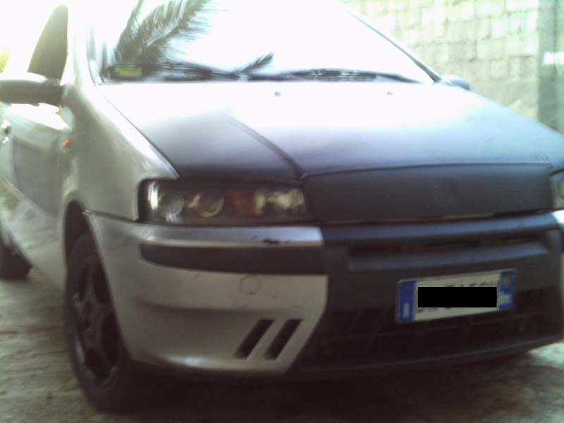 nuovo arrivo...Fiat Punto Mk2 ELX 1.2 8V 60CV 2001 - Pagina 6 Pict0013