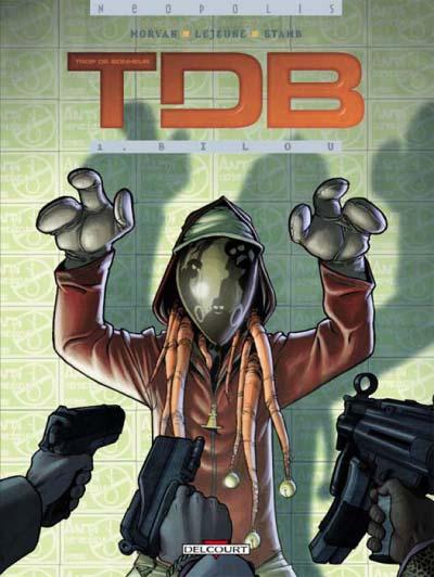TDB (Trop De Bonheur) - Série [Morvan & Lejeune] 97828413