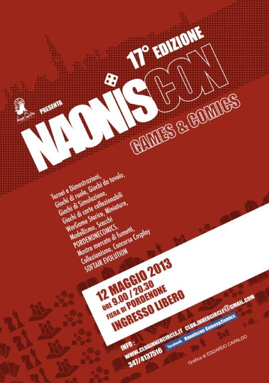 NAONISCON 2013 Naonis10