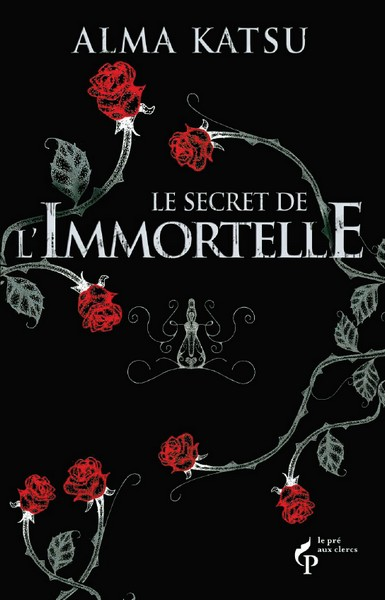 Immortelle, Tome 1 : Le Secret de l'Immortelle Sans_t86