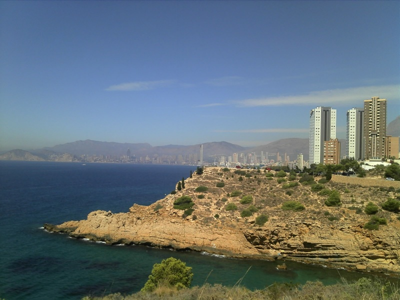 Spain, Costa Blanca, Benidorm C360_243