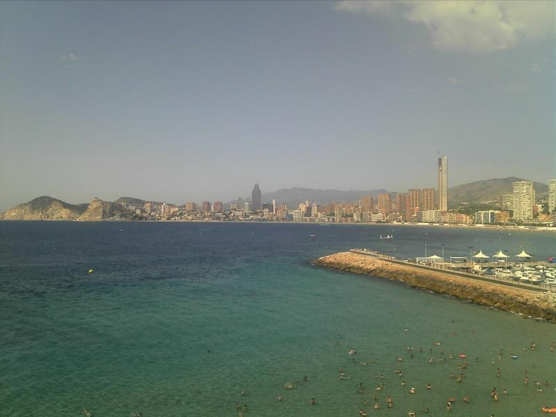 Spain, Costa Blanca, Benidorm to Finestrat walk  C360_251