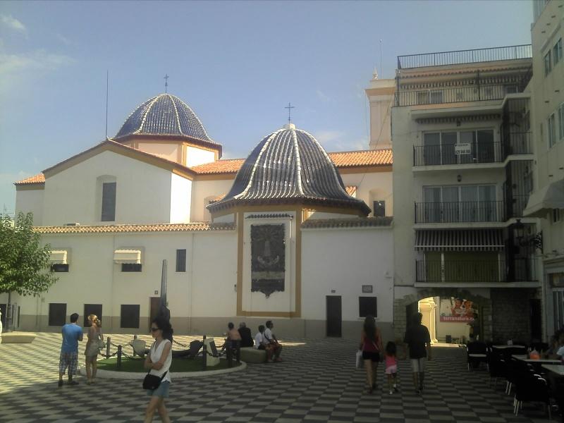 Spain, Costa Blanca, Benidorm to Finestrat walk  C360_253