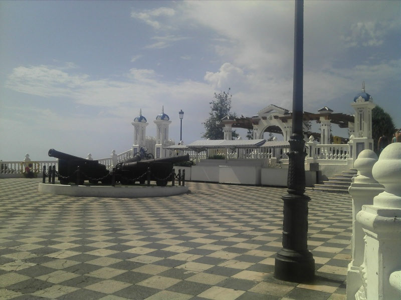 Spain, Costa Blanca, Benidorm to Finestrat walk  C360_254
