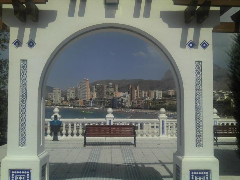 Spain, Costa Blanca, Benidorm to Finestrat walk  C360_257