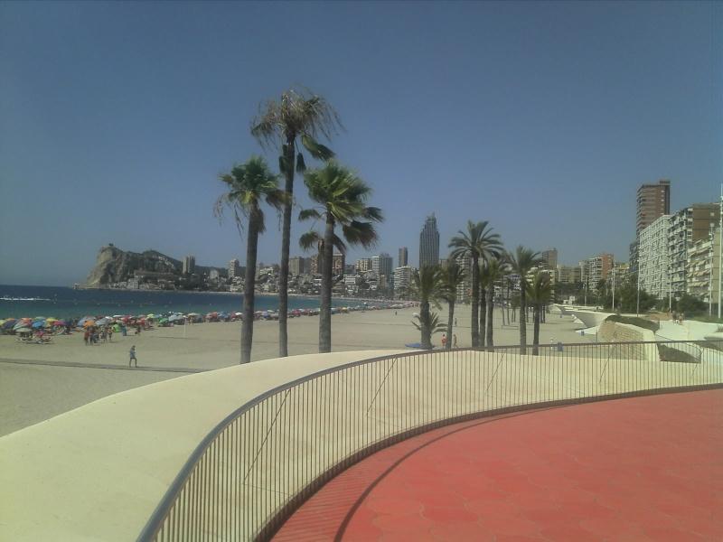Spain, Costa Blanca, Benidorm to Finestrat walk  C360_264