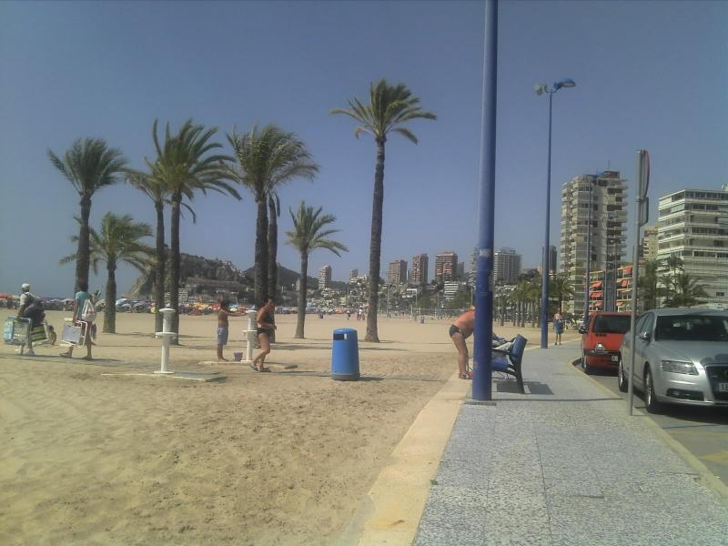 Spain, Costa Blanca, Benidorm to Finestrat walk  C360_265
