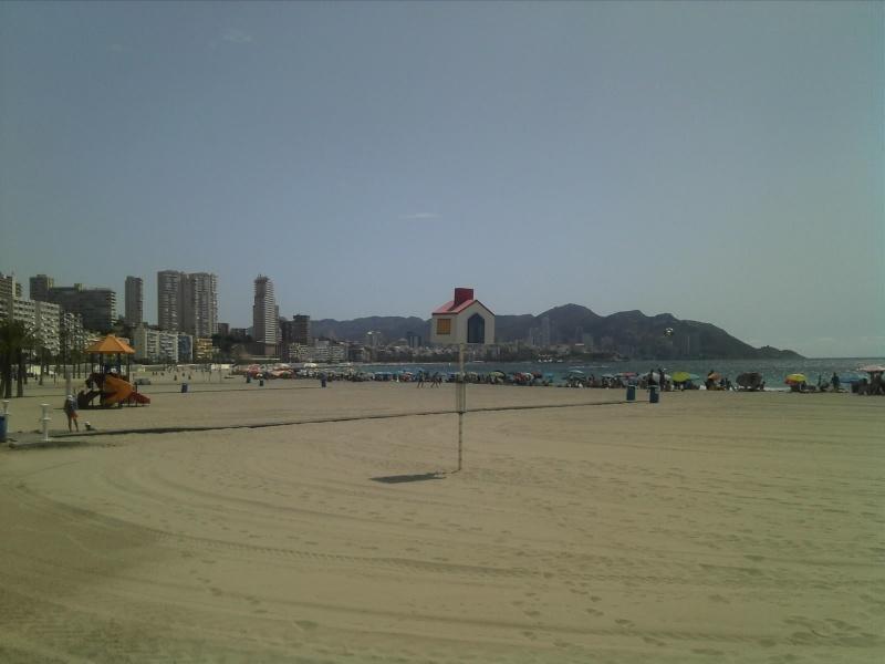 Spain, Costa Blanca, Benidorm to Finestrat walk  C360_267