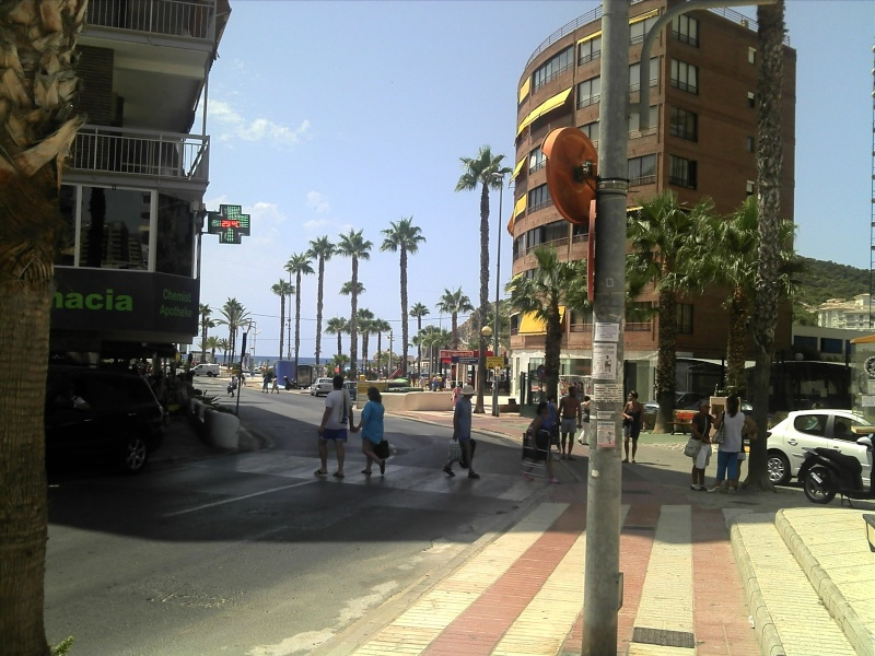Spain, Costa Blanca, Benidorm to Finestrat walk  C360_280