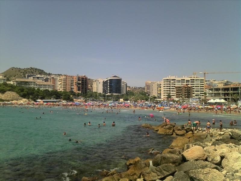Spain, Costa Blanca, Benidorm to Finestrat walk  C360_285