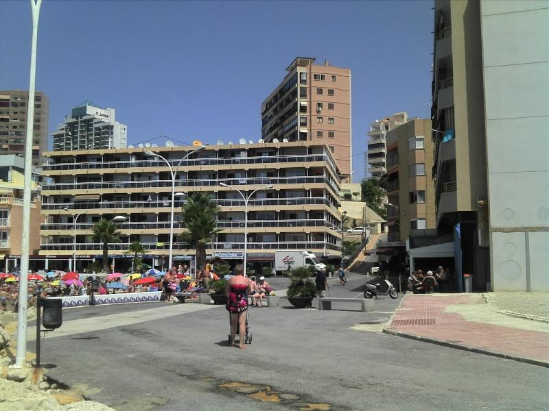Spain, Costa Blanca, Benidorm to Finestrat walk  C360_286