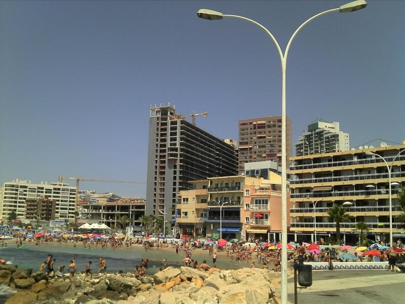 Spain, Costa Blanca, Benidorm to Finestrat walk  C360_287