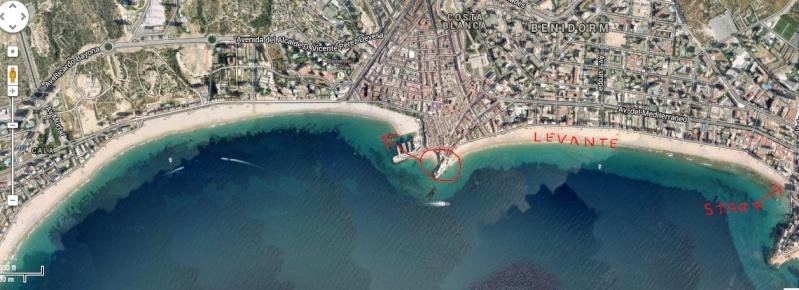 Spain, Costa Blanca, Benidorm to Finestrat walk  Levant10