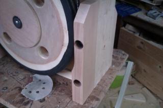 [Fabrication] Scie à ruban en bois - Page 6 Imag1914