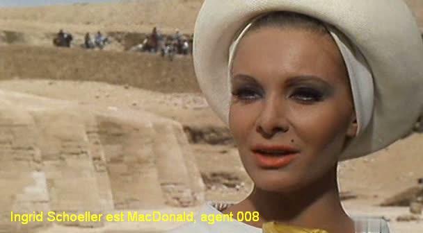 Suspense au Caire pour A008 ( A 008 Operazione Sterminio ) – 1965 – Umberto Lenzi 0310