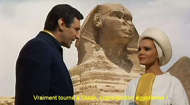 Suspense au Caire pour A008 ( A 008 Operazione Sterminio ) – 1965 – Umberto Lenzi 0410