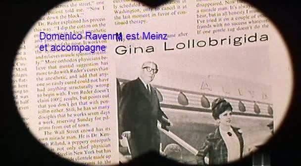 Suspense au Caire pour A008 ( A 008 Operazione Sterminio ) – 1965 – Umberto Lenzi Meinz10