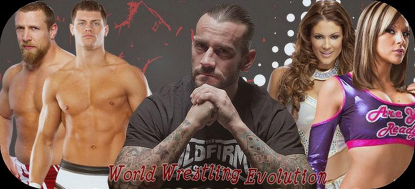 World Wrestling Evolution