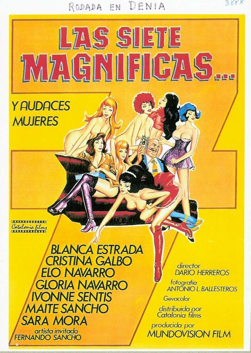 Le triomphe des 7 desperadas - Las siete magníficas - 1966 - Sidney W. Pink , Gian Franco Parolini ... - Page 2 Siete010
