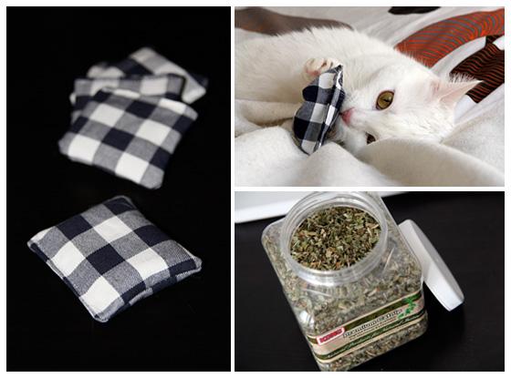 Jouets à l'herbe à chat Catnip10