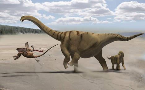 """Le Brontomerus, un """"nouveau"""" dinosaure identifié  Media_20"""