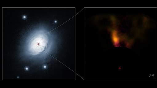 Des astronomes pensent avoir observé une planète en formation Media_30