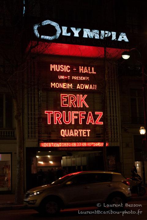 Erik Truffaz - Sujet général - Chroniques et concerts Img_2610