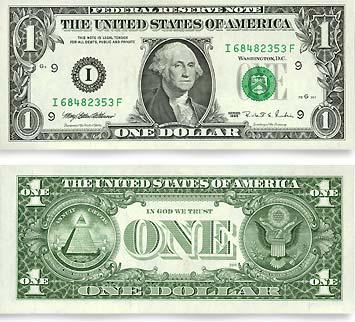 Les signes occultes Dollar10