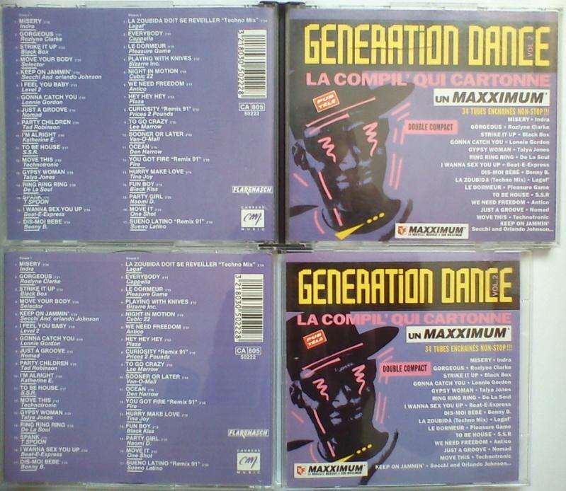 GENERATION DANCE Vol.2 Genera10