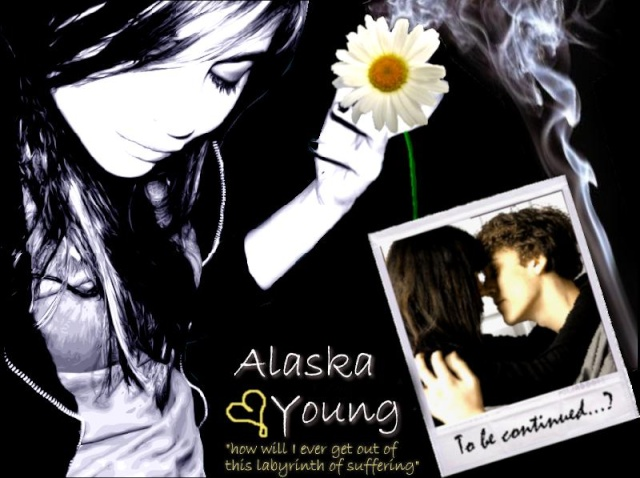 Alaska♥Pudge (Looking For Alaska) #1 Parce que... 'To Be Continued' Lookin10