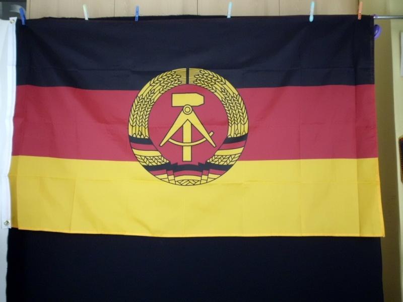 Banderas de la DDR. Ohp410