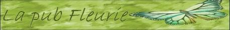 Les logos de La Pub Fleurie Bouton11
