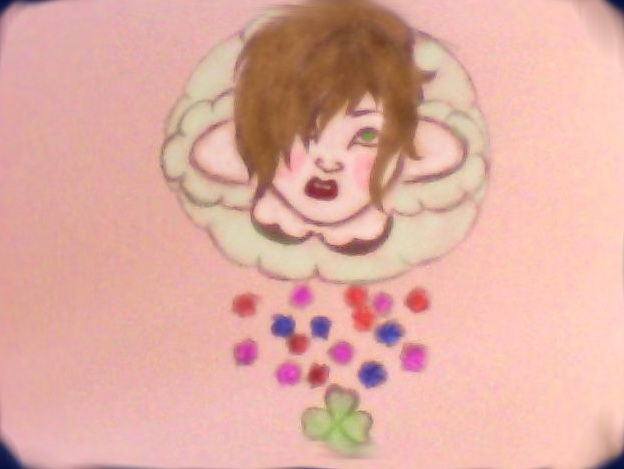 Au bord du merveilleux, Partie 1. Flower16