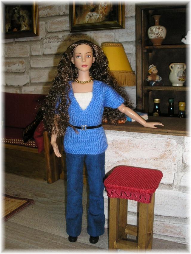 Tunique en tricot P2121919
