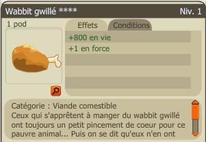 Viande à parchotage force Wabbit10