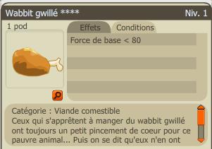 Viande à parchotage force Wabbit12