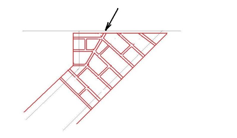 dessus de mur en brique rouge  Sans_t10