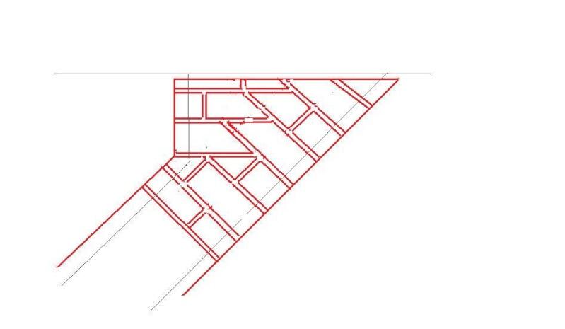 dessus de mur en brique rouge  Sans_t11