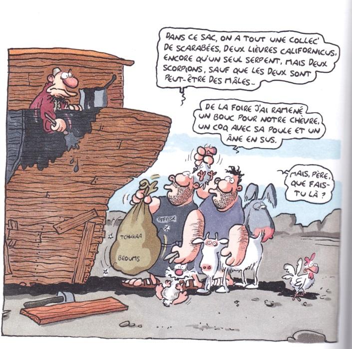 [Comic] Ralf König Archet12