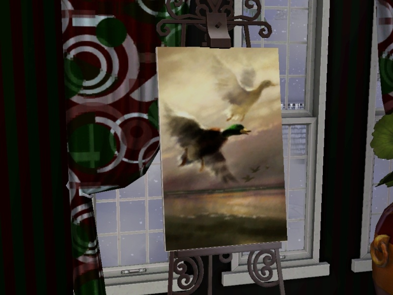 Brush Strokes - What's your Sim Painting? - Page 2 Scree215