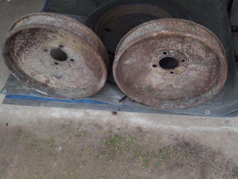 """Recherche Jantes Michelin 11/12x45 pour pneu à tringle ou échange contre 2 à """"Talon""""? File2513"""