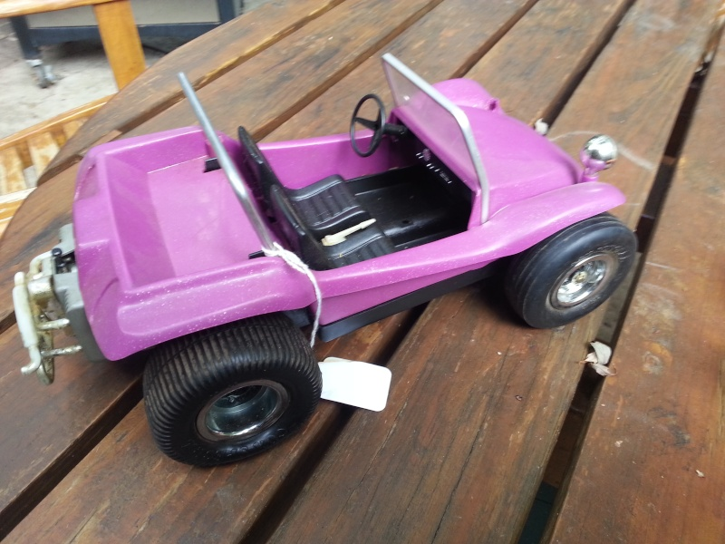 Found a Cox Dune Buggy in its Box! -310