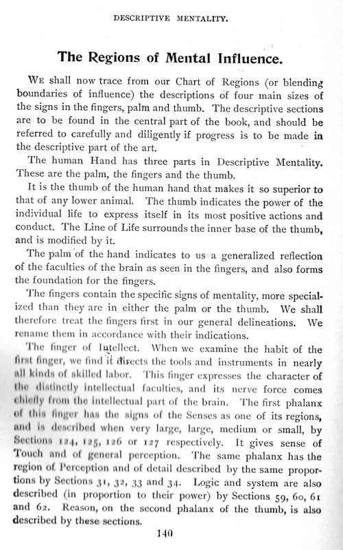 I - The thumb represents the inner essence of man! - Page 12 Holmes11